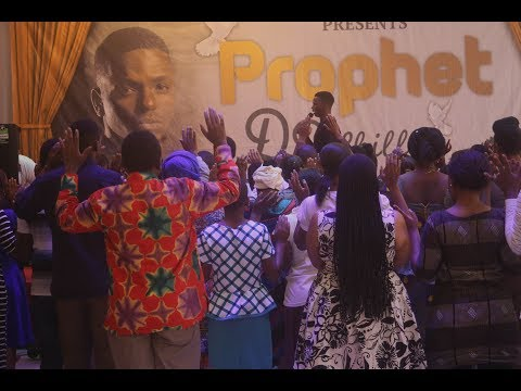 NABII SHILLAH: (PART 1) IBADA YA J'PILI 06/01/2019 /MIUJIZA MIPYA YA PROPHET DANIEL DANIEL SHILLAH