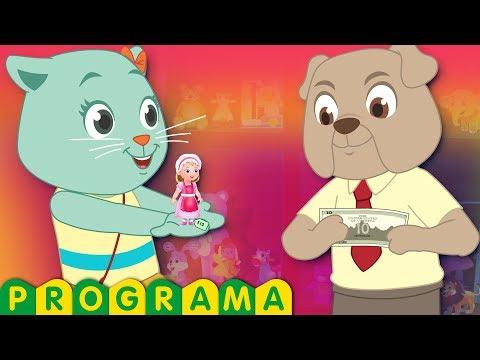 pegadinha dos gatinhos espertos vs cachorro ardiloso   show de comédia   ChuChu TV Cutians