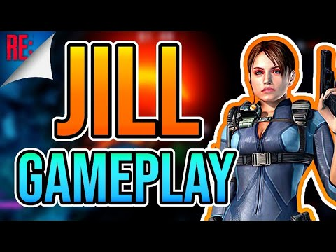 Trying Out Jill