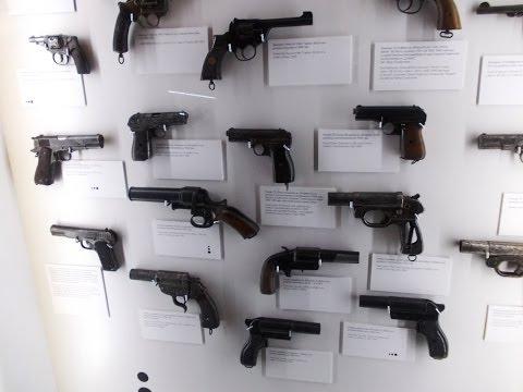 Warsaw Uprising handguns