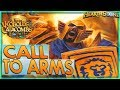 CALL TO ARMS - Silver Hand Recruit Aggro Paladin Deck Guide 🌟 HEARTHSTONE  | Kobolds Catacombs