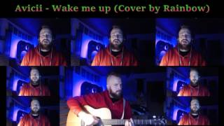 Avicii - Wake me Up (Cover by Rainbow)(re-recorded) ~ Living Rooms Session #15