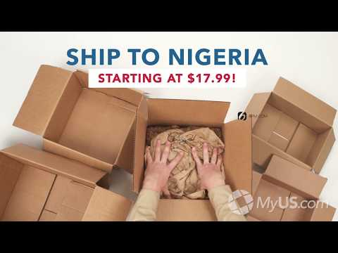 For New Members Only: Lowest Shipping Rates to Nigeria Ever!