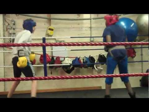 GOODWINS : City Of Salford Broughton Amateur Boxing Academy