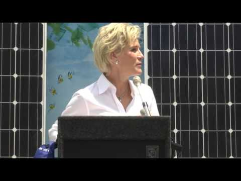 Catholic Action Center Goes Solar - Press Conference June 29, 2017
