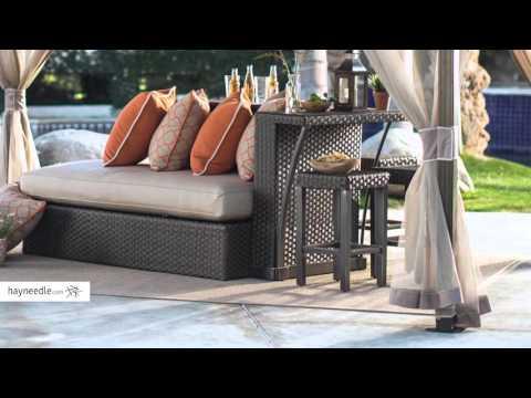 Creating an Outdoor Room | hayneedle.com