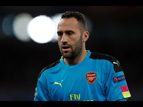 David Ospina - Best Saves 2016/17 - YouTube