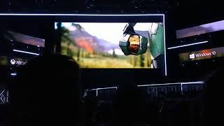 Halo Infinite Reaction Live @E3 2018