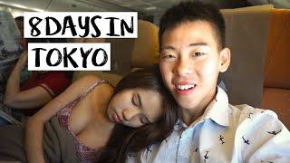 8 DAYS IN TOKYO 東京 | Travel Vlog