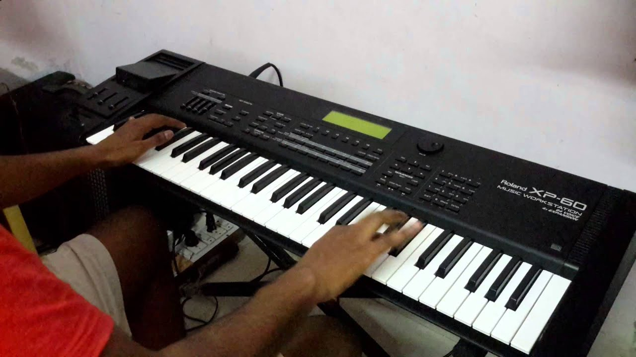 Roland xp60 indian tone demo by Ramesh Kolawale