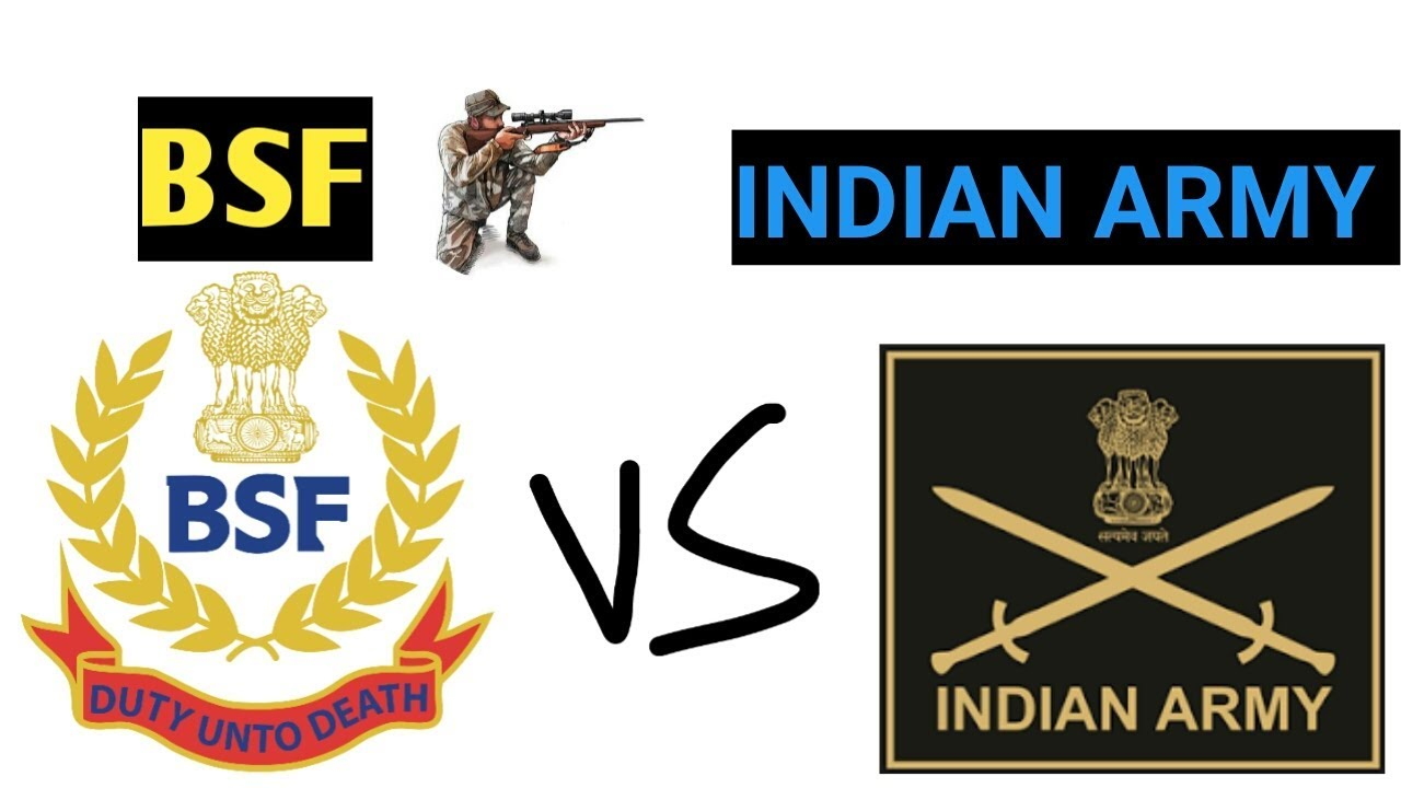 Bsf vs indian army || SALARY, ACCOMMODATION, FACILITIES,PENSION
