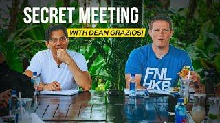 Secret Meeting At Tony Robbins Private Island