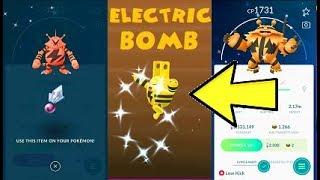 Pokemon Go Shiny Elekid Hatch u0026 Electabuzz-Electivire Evolutions
