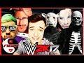 Mr Crainer & Septiplier vs. Ssundee & Terror 887   WWE 2K17   [s6e25]