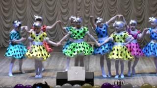 Веселый детский танец «Три подружки». Юн...