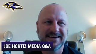 Joe Hortiz Draft Breakdown | Baltimore Ravens
