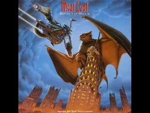 Wasted Youth - Meat Loaf