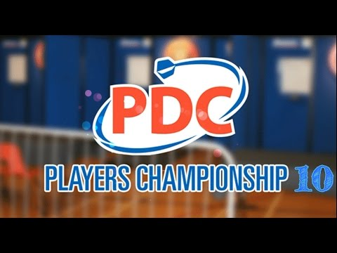 Players Championship Ten - Round 4: Jonny Clayton vs Adrian Lewis