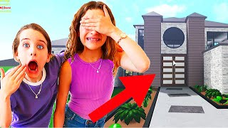 WHO BUILDS SABRE HER DREAM HOUSE? Roblox Adopt Me Gaming w/ The Norris Nuts