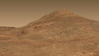 Water flowing through Mars may just be sand, says study