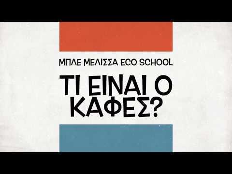 ☕️What Coffee Really Is? ~ Τι είναι ο καφές; | Eco School Μπλε Μέλισσα