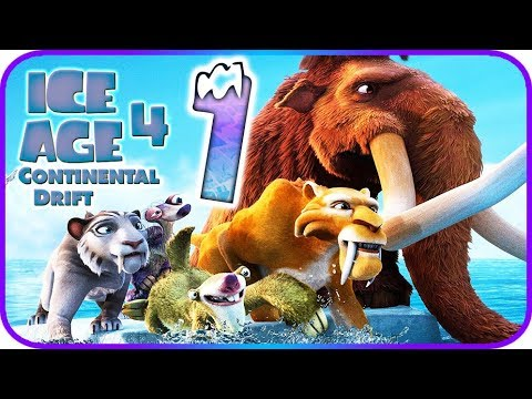 Ice Age: Continental Drift  Arctic Games Walkthough Part 1 PS3, X360, Wii, PC Story Mode: Herd