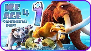 Ice Age: Continental Drift - Arctic Games Walkthough Part 1 (PS3, X360, Wii, PC) Story Mode: Herd