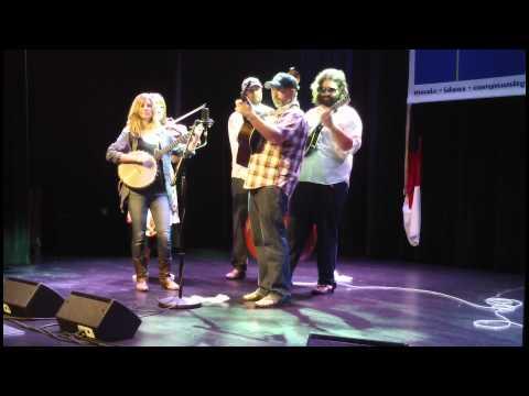 2013/09/07 - GroundScore Bluegrass - Pearl Street Music & Arts Showcase - eTown Hall - Song 9
