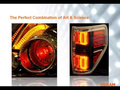 Webinar: 'Bring on the Bling' - Lighting with LEDs from OSRAM