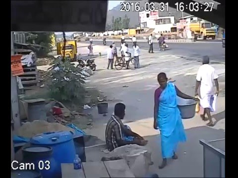 AMBUR accident