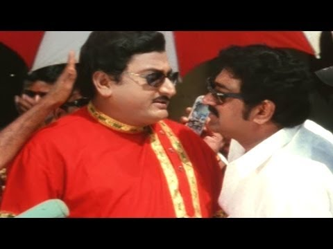 Khadgam Movie || Raghu Babu Funny Comedy Scene || Ravi Teja, Srikanth, Sonali Bendre
