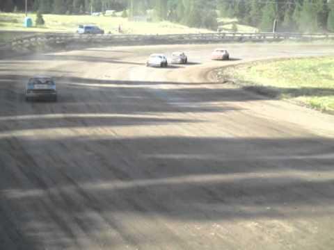 Eagle Track Raceway Fever 4 Main Event Aug 23rd 2014