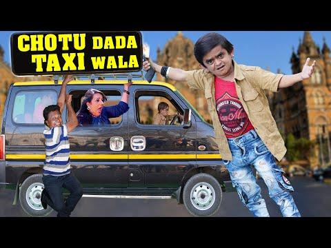 CHOTU DADA TAXI WALA   छोटू दादा टैक्सी वाला   Khandesh Hindi Comedy   Chotu Dada Comedy Video