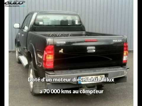toyota hilux occasion visible fenouillet pr sent e par dune 4x4 youtube. Black Bedroom Furniture Sets. Home Design Ideas