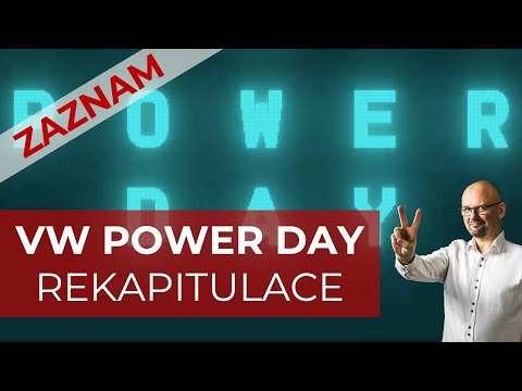 VOLKSWAGEN POWER DAY: REKAPITULACE