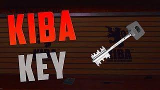 We found the KIBA KEY - Escape From Tarkov