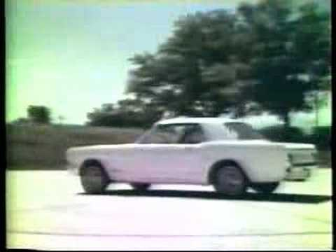 1964 Ford Mustang Commercial