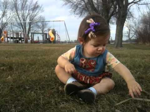 """Curious with nature...at Waverly MN lake park, March 19, 2012.  """"Warm snap""""."""