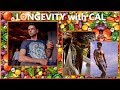 #Longevity with Cal Part 5: morning #supplements mix #dailyroutine