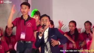 Ca khúc【Hãy Ở Lại Trong Tình Yêu Của Thầy】Ca Nhạc sỹ Hoàng Tiệp【Đại Hội Giới trẻ Mùa Chay TGP Hà Nội
