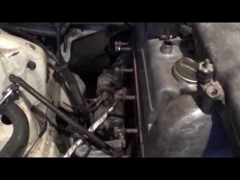 1983 Mercedes-Benz 240D - part 184: intake and exhaust manifold cleanup