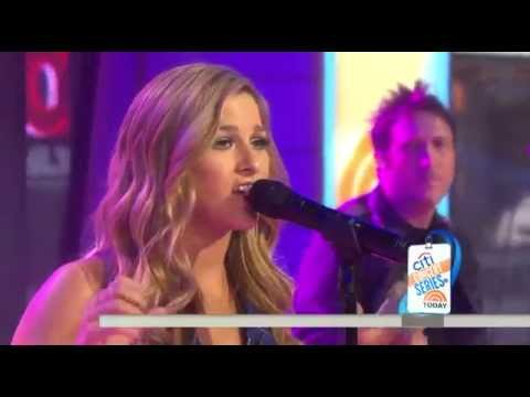 Cassadee Pope – I Am Invincible (TODAY,  10/13/15)