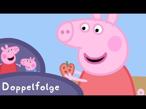 Peppa Pig Deutsch | S01 E09-10 (Papa Wutz sucht seine Brille / Gartenarbeit)