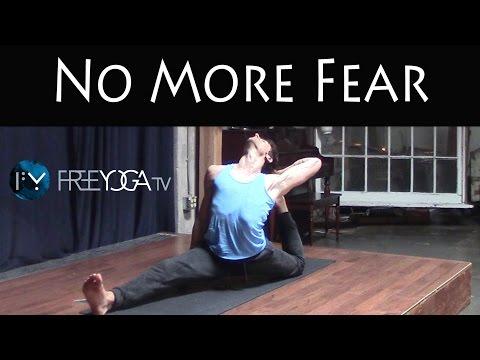 30 Days of Yoga = Day 11 | Release Fear | Stephen Beitler Taha Yoga