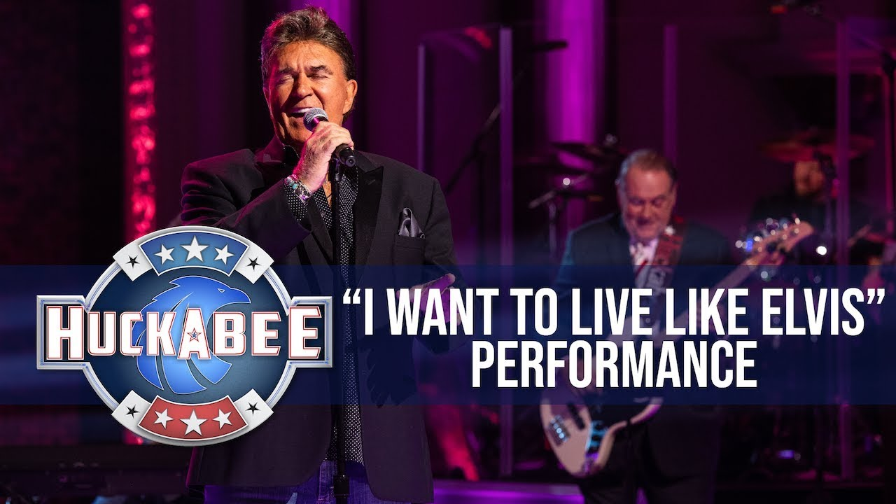 "TG Sheppard Performs ""I Want To Live Like Elvis"" 