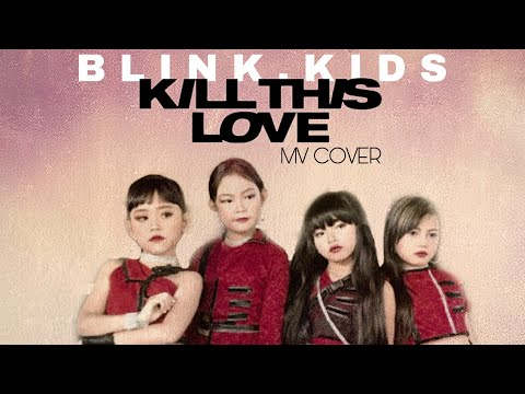 Blackpink - Kill This Love MV Parody By Blink Kids (Indonesia)