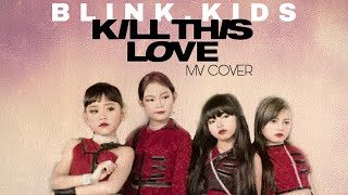 Download Blackpink - Kill This Love MV Parody by Blink Kids (Indonesia) Mp3