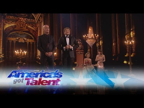 The Clairvoyants Are Back With A Mind-Blowing Performance - America's Got Talent 2017