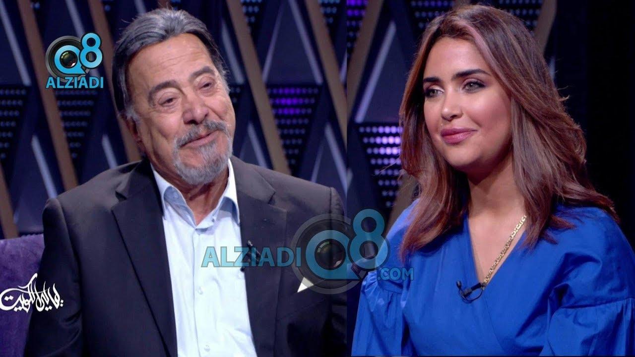 برنامج (ليالي الكويت) يستضيف الفنان المصري يوسف شعبان و ابنته زينب عبر تلفزيون الكويت