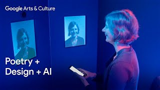 POEMPORTRAITS An Interactive Artwork Combining Poetry Design AI